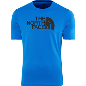 The North Face Train N Logo Flex SS Tee Herren bomber blue